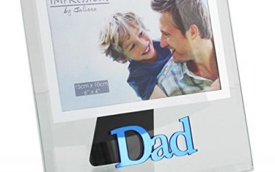 Impressions By Juliana Dad Glass Photo Frame